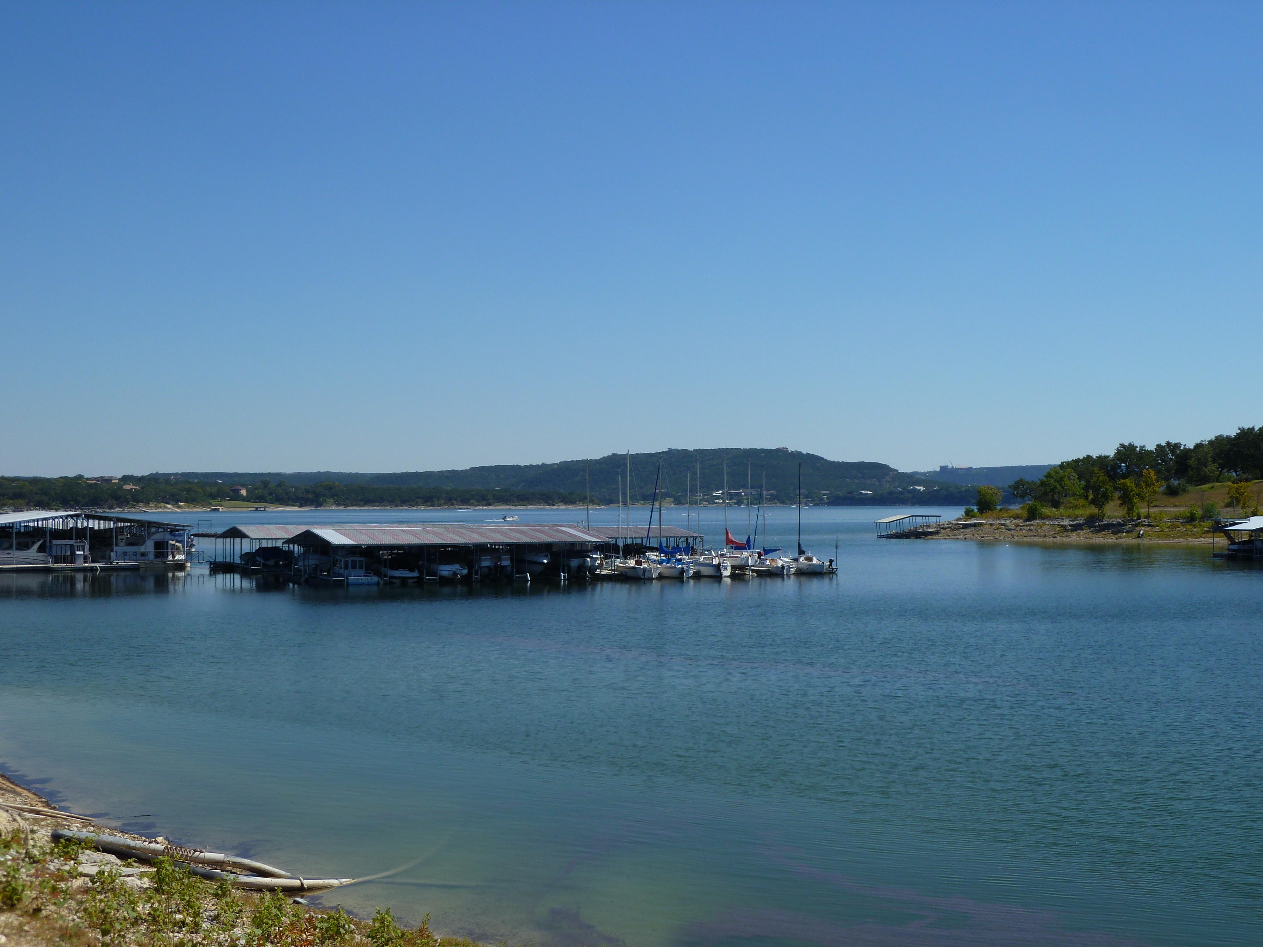 26. Lake Travis Marina